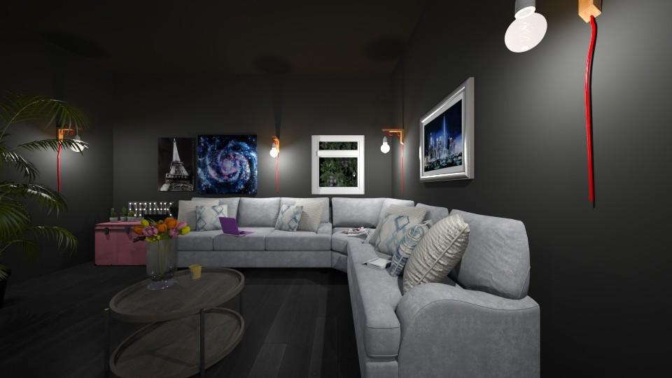 cool - Living room - by joja12345678910