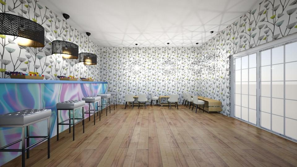 Kitchen Restraunt - Kitchen - by Anna Weyer