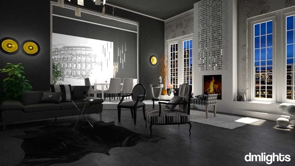 norman - Living room - by DMLights-user-1162805