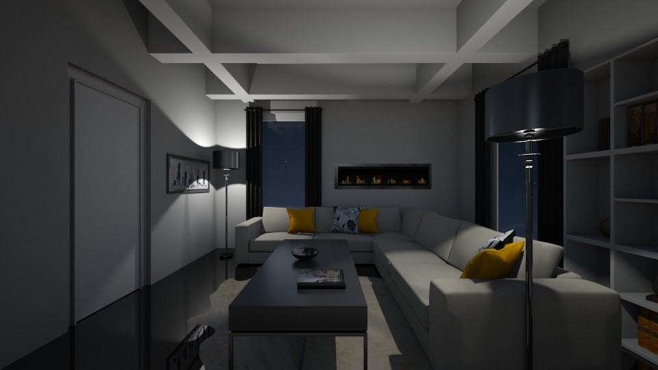 Welcome - Living room - by Teejay253