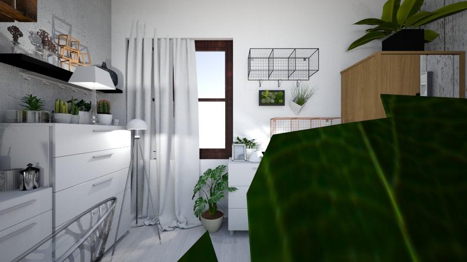 Bedroom - by ziolkowskamarcela
