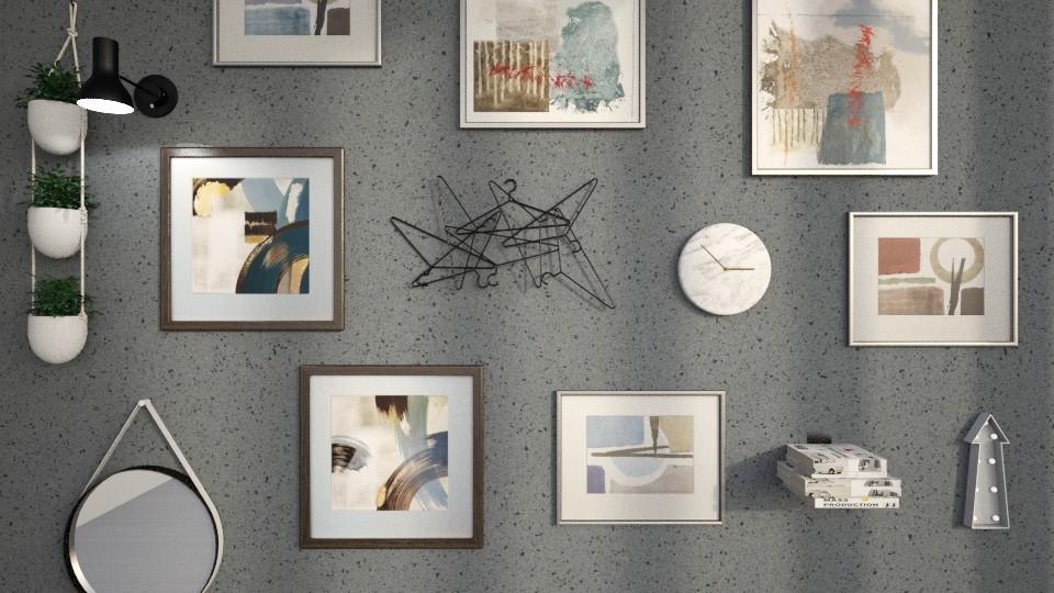 Wall - by Asha_Shade