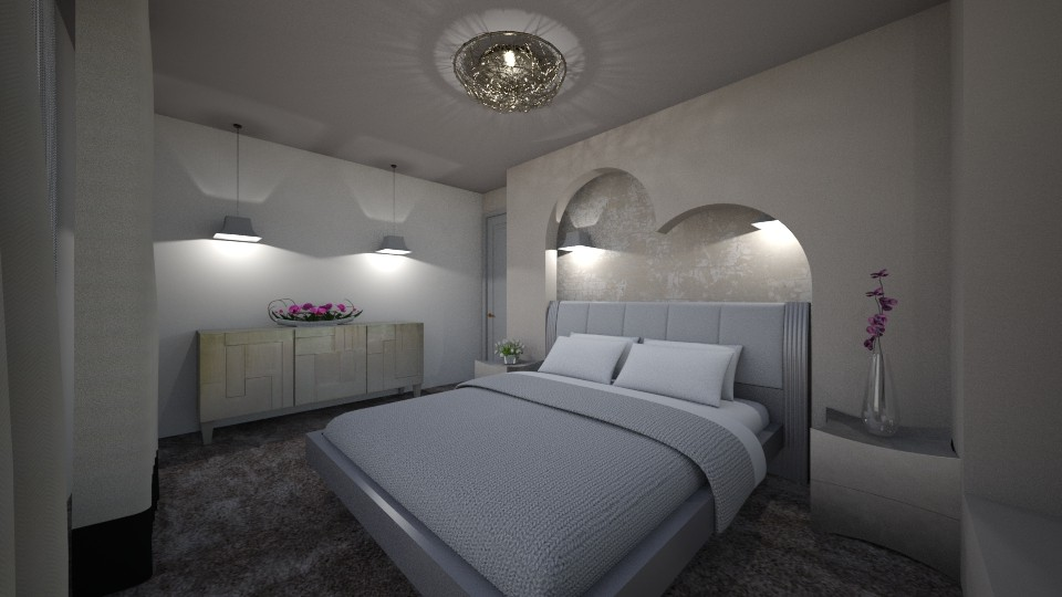 bedroom 2 - Minimal - Bedroom - by Bianca Interior Design