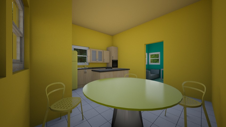 Sunny Kitchen - by sstringham30280
