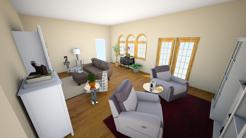 Miss Susans Living Room - Living room - by StBenedict