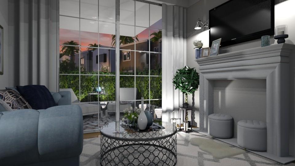 Small livingroom - by jagwas