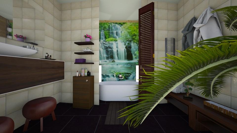 Like holiday - Bathroom - by oldzi92