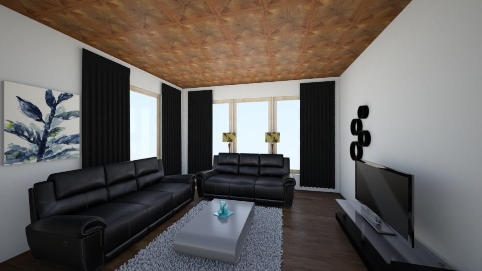 c - Living room - by ivanabinevska