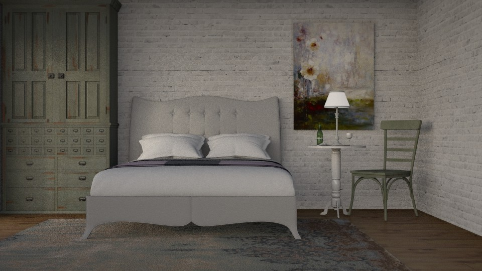 Shabby Chique II - Eclectic - Bedroom - by Theadora