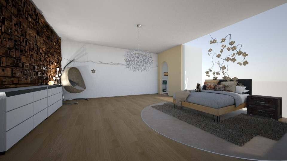 New Bedroom Design 2017 - by firestarclan