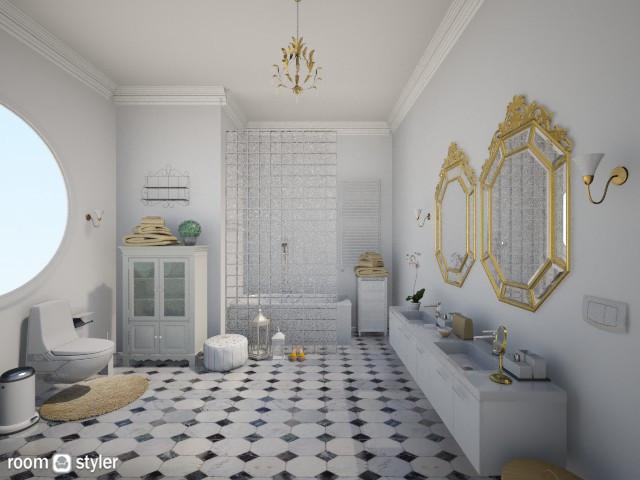 ES Bathroom - Bathroom - by ElenaSpr