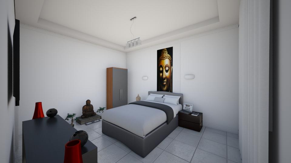 room - Bedroom - by Naranjo Arturo