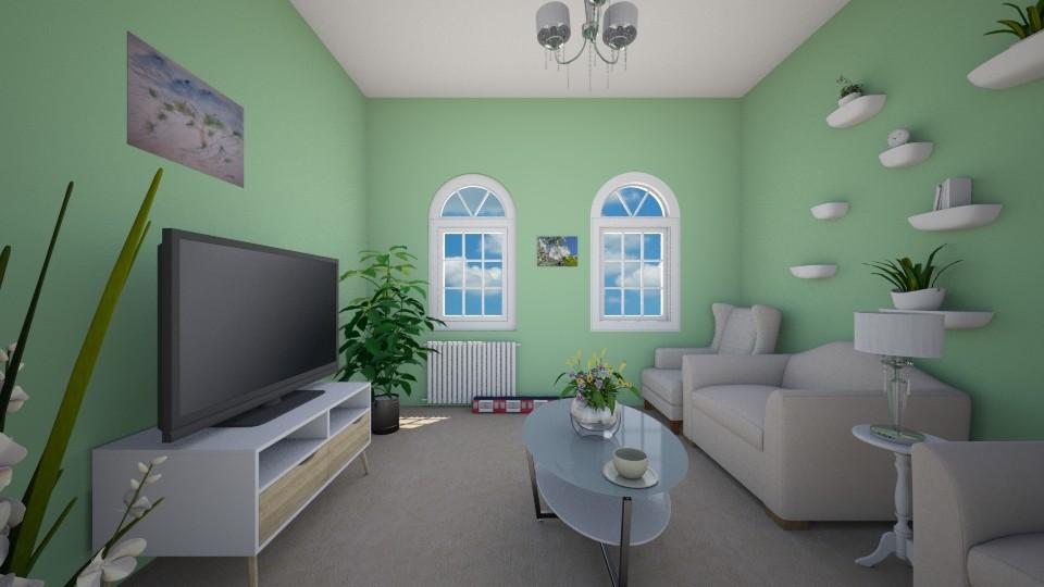 room - Living room - by Berecz Viktor