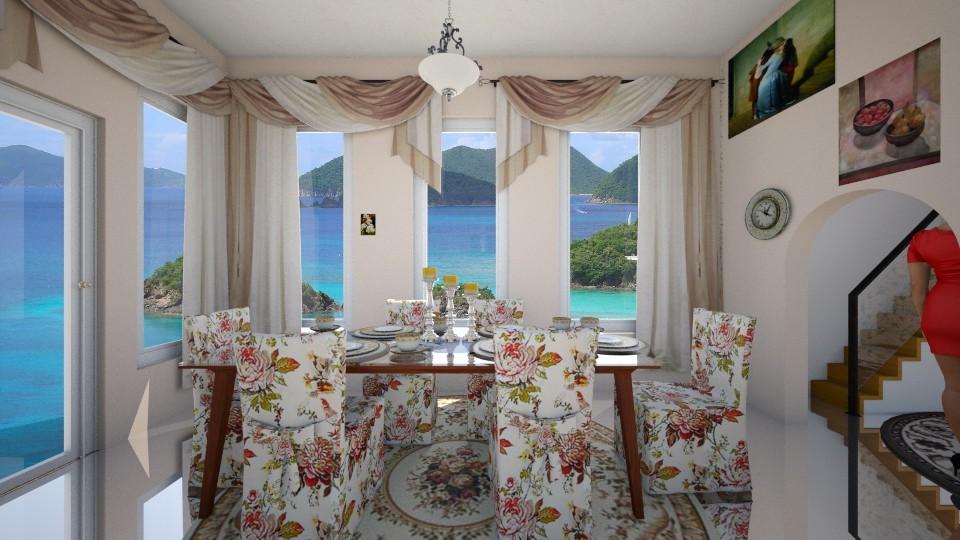 sea side home - by Design By Aafira