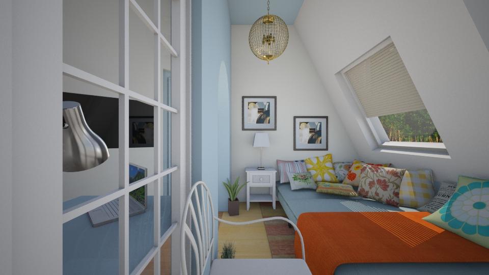 top - Bedroom - by Ni NI