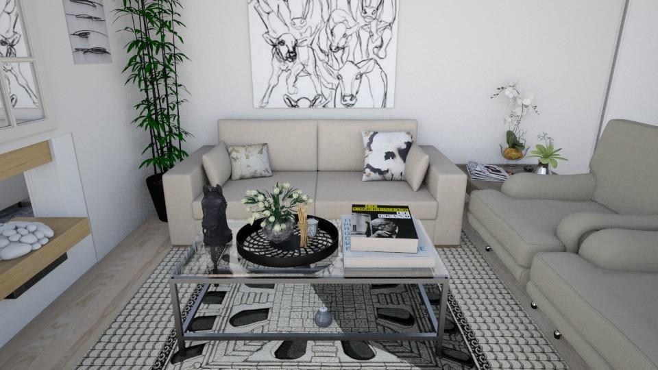 Living Room - Modern - Living room - by daniellelouw