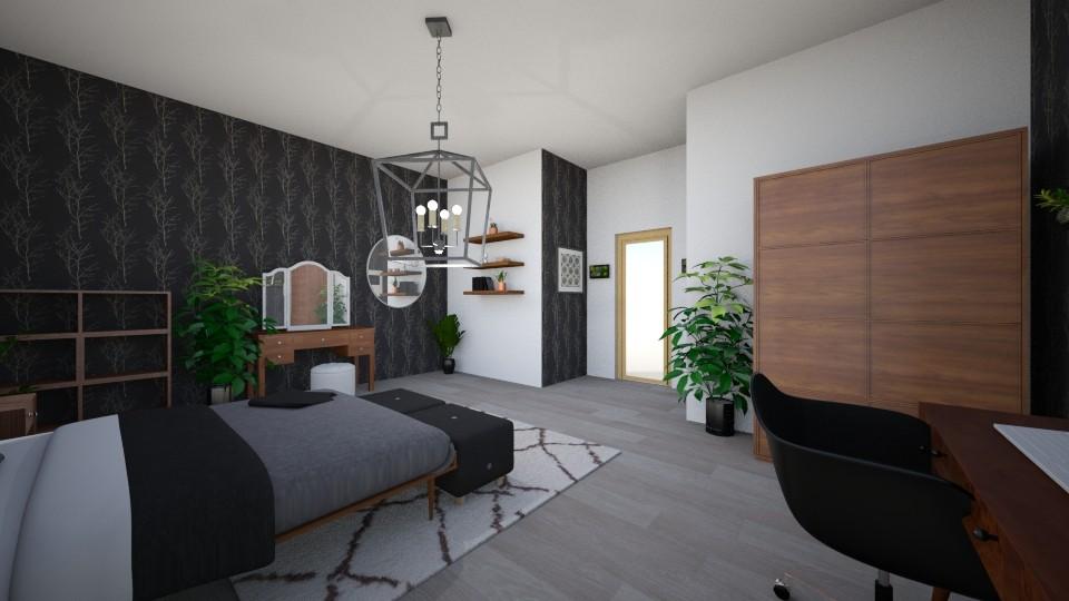 Oliwia - Bedroom - by Zuzia2006
