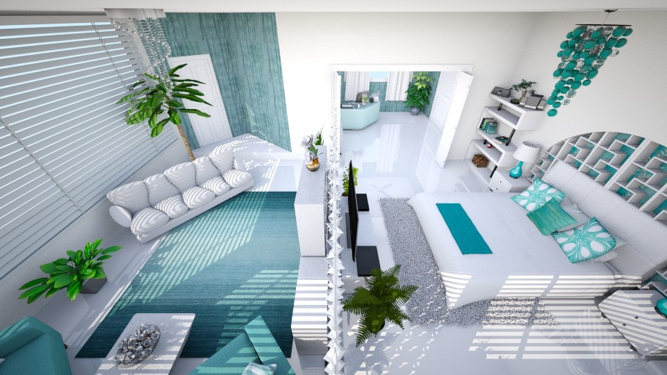 Dream Room2 - Modern - Bedroom - by Candleshy