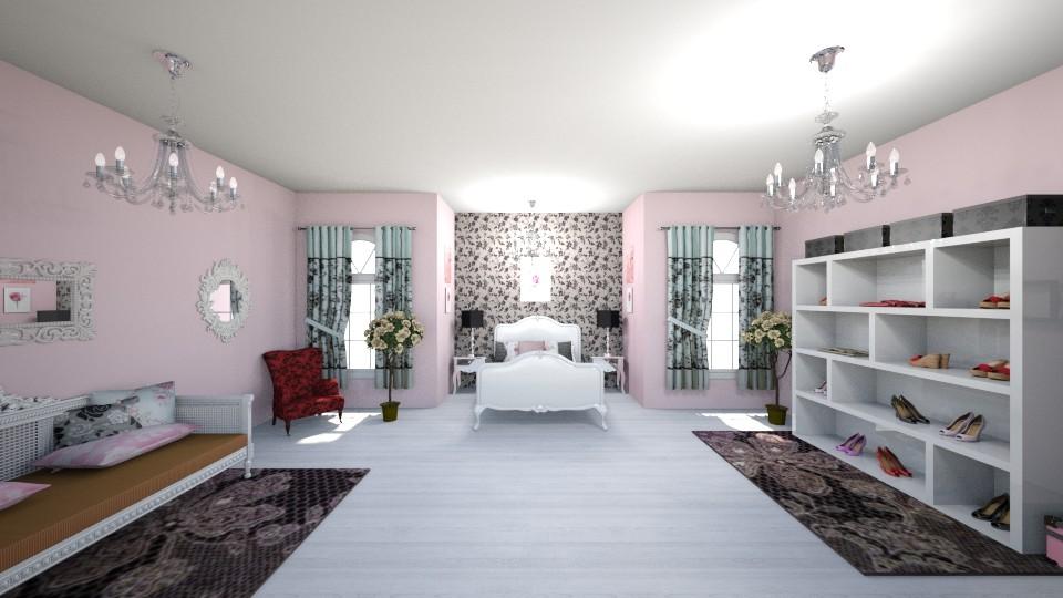 BriarBeautyBedroom1 - Feminine - Bedroom - by MarlanaWellman