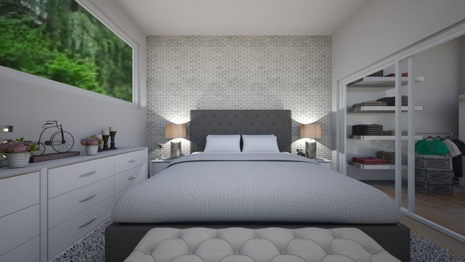 suite A - Feminine - Bedroom - by kellassuncao