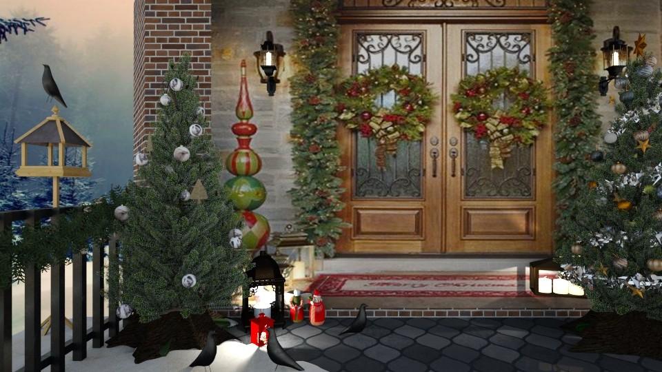 winter - by ilcsi1860