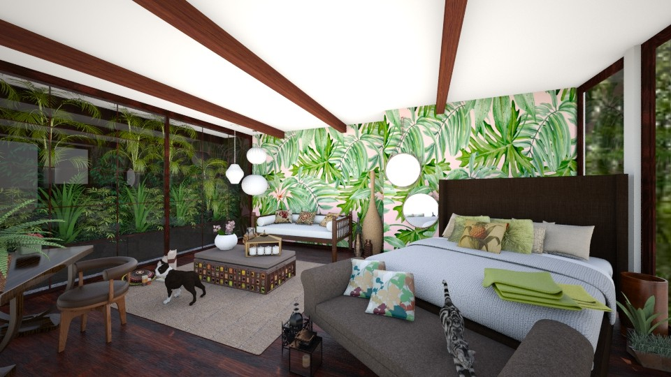 Bedroom - Bedroom - by carl duvall