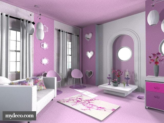 PP - Classic - Living room - by asifgoldpk