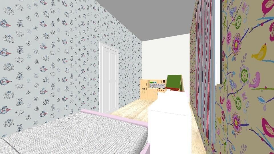 Children room - Kids room - by Kaarin Aamer
